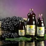 Suco de uva 100% integral GrandValle é apresentado na FENAGRI 2014