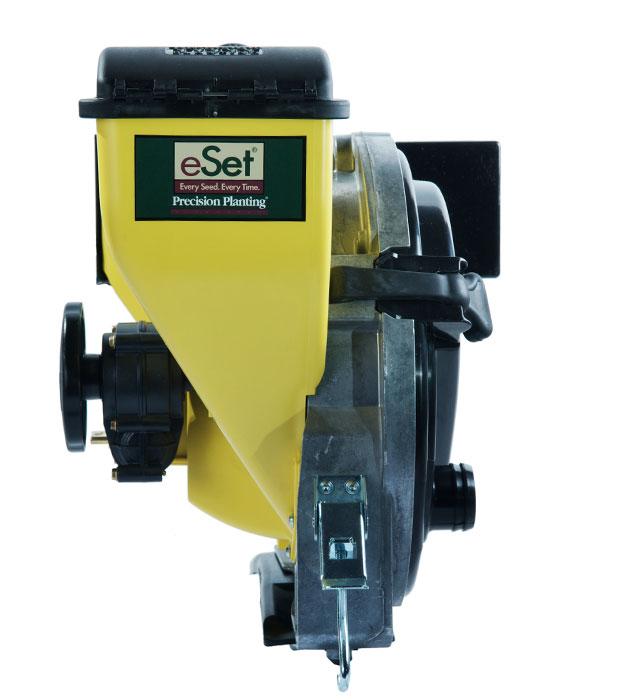 Distribuidor de sementes eSet/vSet - Crédito Divulgação