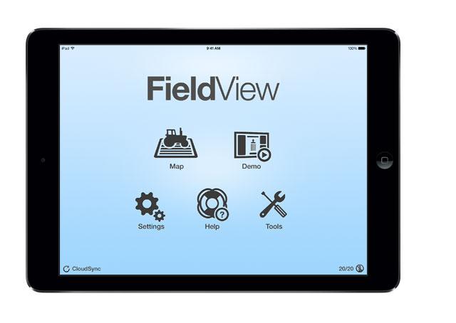 Aplicativo Field View - Crédito divulgação