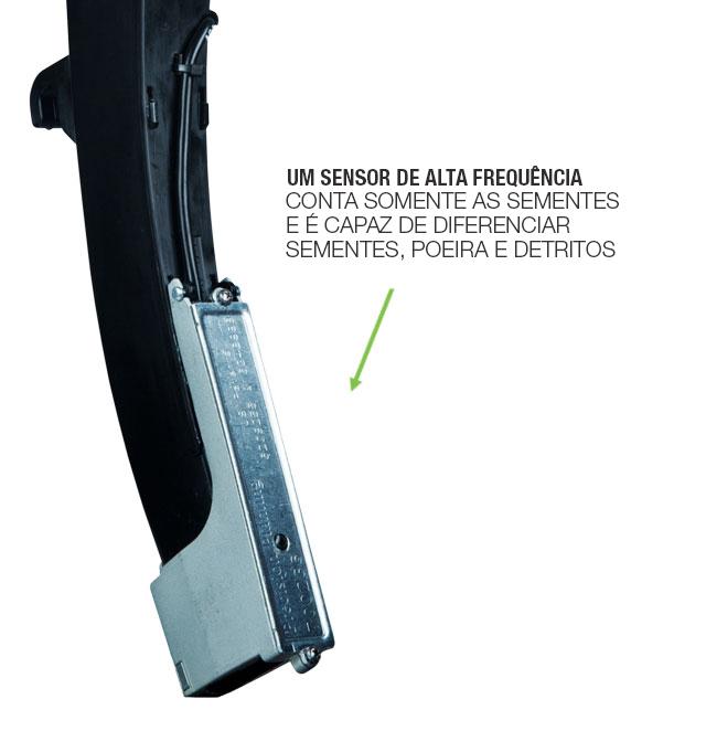 Sensor Wavevision  - Crédito divulgação