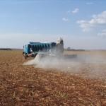 Força dos óxidos de cálcio e magnésio para fertilização de solo