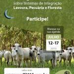 Congresso Mundial sobre Sistemas de Integração Lavoura-Pecuária-Floresta