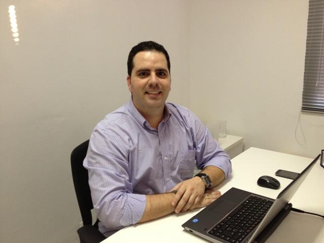 Luciano Zappelini, gerente de produção e desenvolvimento da Koppert - Crédito Arquivo pessoal