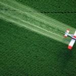 Adjuvantes otimizam eficiência da pulverização aérea
