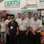 Green Has do Brasil, pela primeira vez na Hortitec