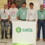 Satis destaca benefícios de sua linha de produtos
