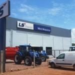 Tecnologia LS Tractor chega ao meio norte matogrossense