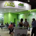 Apex lança produtos de primeira linha