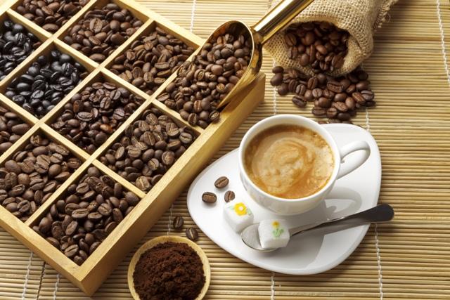 Os variados tipos de café devem ir ao encontro do gosto do consumidor - Crédito Shutterstock