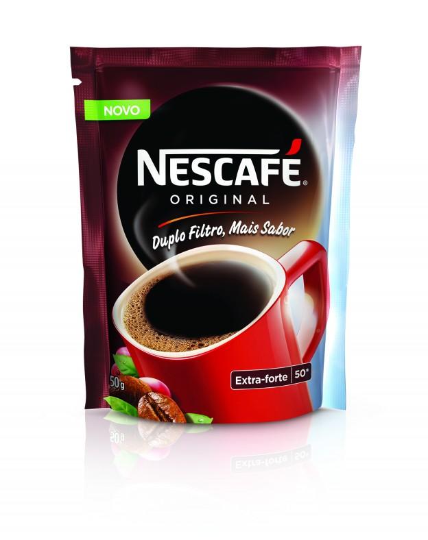 Nescafe sachet 50g original MD
