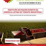 8º Congresso Brasileiro de Tomate Industrial
