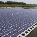 Usina solar flutuante reduz evaporação da água e eleva produção agrícola