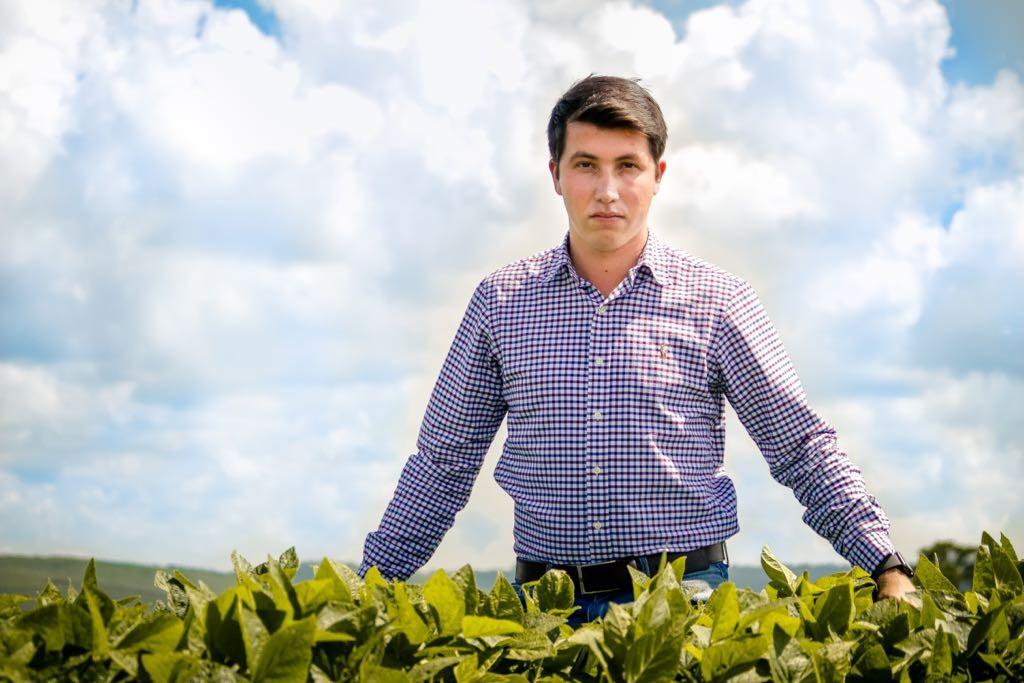 João Dantas, engenheiro agrônomo e consultor - Crédito Arquivo pessoal