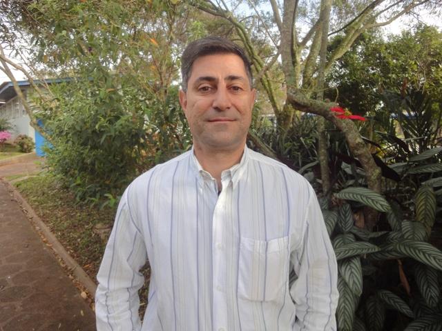 Ricardo Antonio Ayub, professor da Universidade Estadual de Ponta Grossa - Crédito Arquivo pessoal