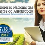 Ibrafe apoia o 2º Congresso Nacional de Mulheres do Agronegócio