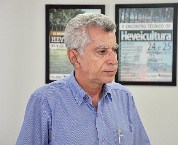Paulo Fernando de Brito, diretor de Defesa Agropecuária