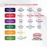 IHARA apresenta nova identidade visual para toda a linha de produtos