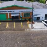 Copercampos inaugura loja em Caçador-SC