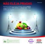 IHARA lança ELEITTO, inseticida multipragas para hortifrúti