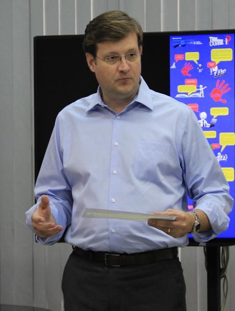 Ricardo Tomczyk, presidente da recém-criada União Nacional do Etanol de Milho (Unem) - Crédito Divulgação