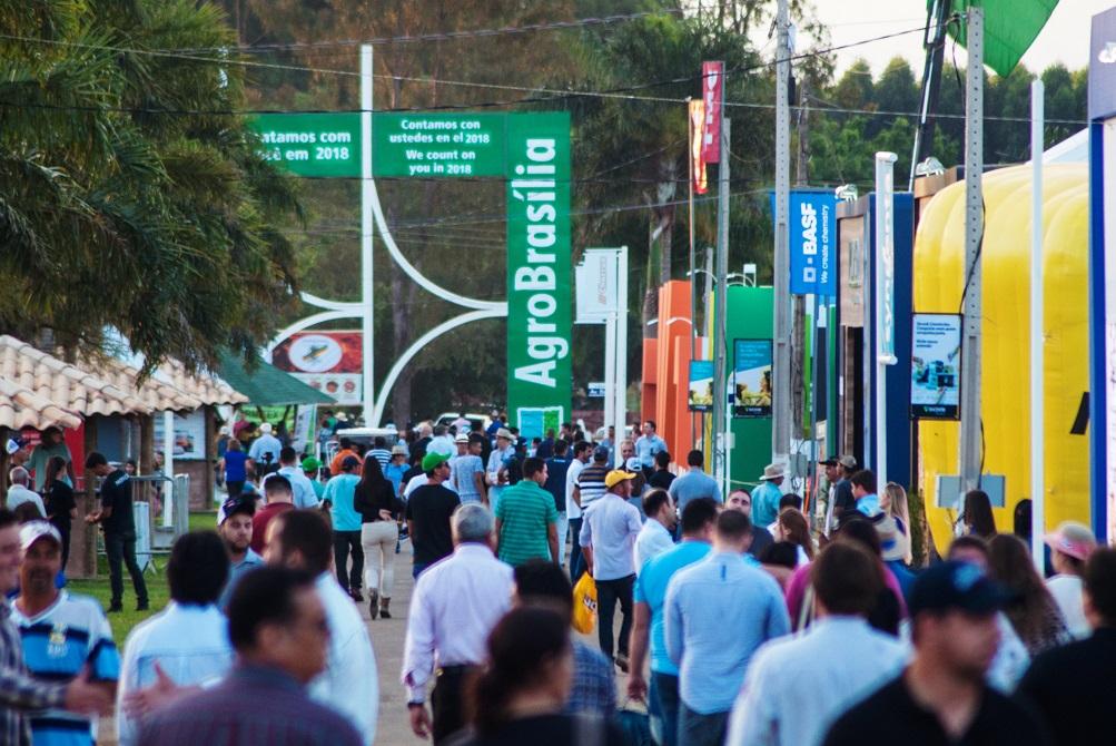 A AgroBrasília vai acontecer de15 e 19 de maio - Crédito Divulgação