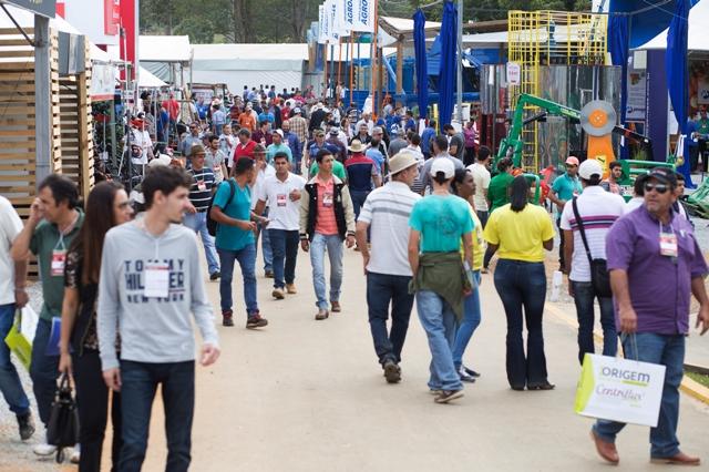 Os organizadores esperam um público de 25 mil participantes - Crédito Kelly Brito