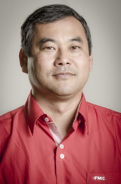 Flávio Irokawa, gerente de Desenvolvimento de Mercado da FMC
