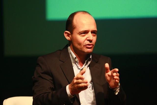 Aldenir Sgarbossa, lider de marketing da Longping High-Tech para marca Forseed