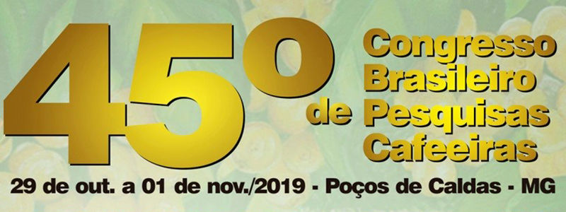 Congresso Brasileiro de Pesquisas Cafeeiras